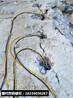 水庫替代炸藥頂石機膨脹硬石頭