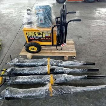 供应液压劈裂机,开山设备