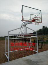 体育场移动式篮球架生产厂家图片