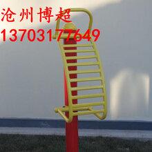 社区塑木健身器材生产厂家