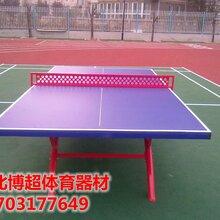 乒乓球桌生产厂家图片