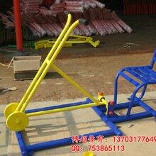小区塑木健身器材生产厂家