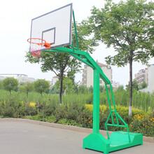 户外篮球架生产厂家图片