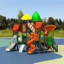 幼儿园滑梯生产厂家图片