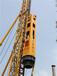 甘南瑪曲液壓錘打樁機批發價格低—直銷