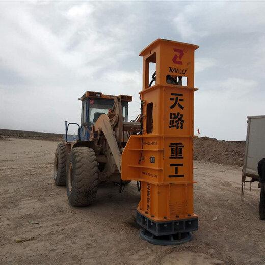 軟地基夯實機-江西東鄉天路液壓夯實機三背回填夯實