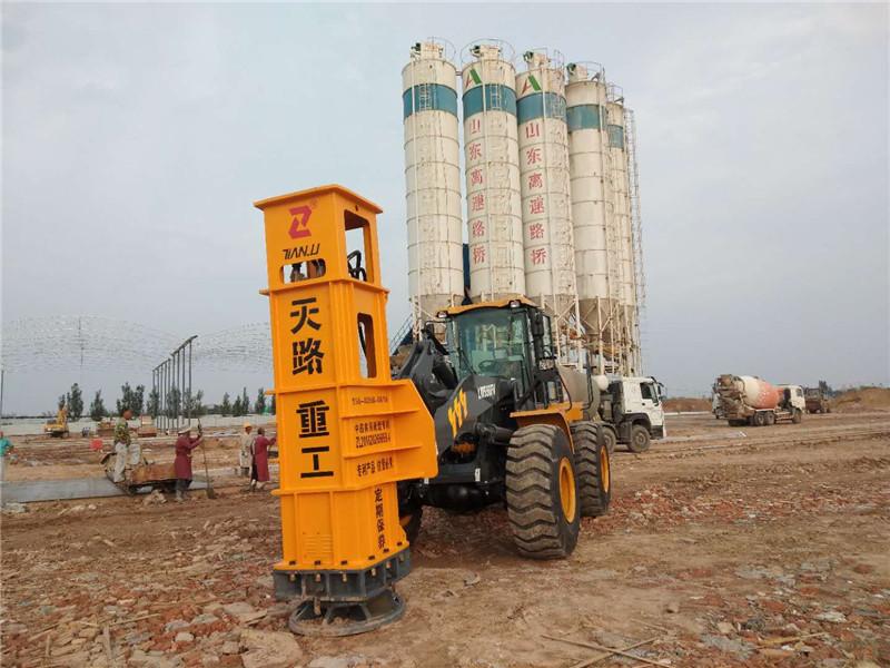 舊路加寬夯實機-福建浦城立式液壓夯實機天路供應