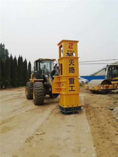 路基工程液壓夯-山西曲沃液壓夯實機租賃回填土夯實處理