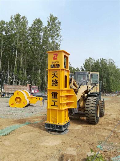 路基工程液壓夯-山西平定液壓夯實機報價道路拓寬連接