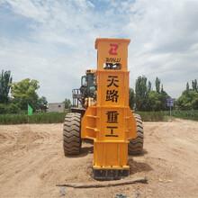 生产-广东东莞洪梅镇高速液压夯实机现货供应图片