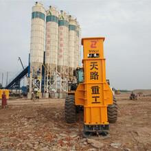 租赁-安徽滁州定远液压夯结构组成图片