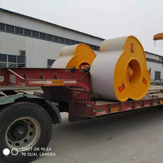 東莞拖式沖擊壓路機技術指導,五邊破碎壓路機