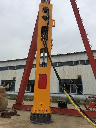 天路重工錘式打樁機,廣州環保打樁錘生產廠家