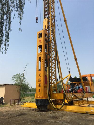 泉州液壓打樁錘工作原理,錘式打樁機