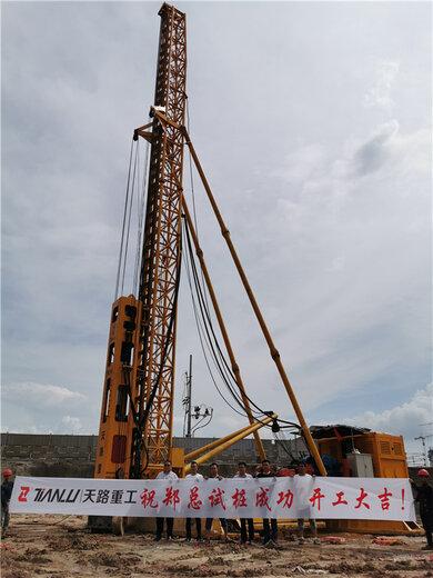 廣州建筑打樁錘用途,液壓打樁機