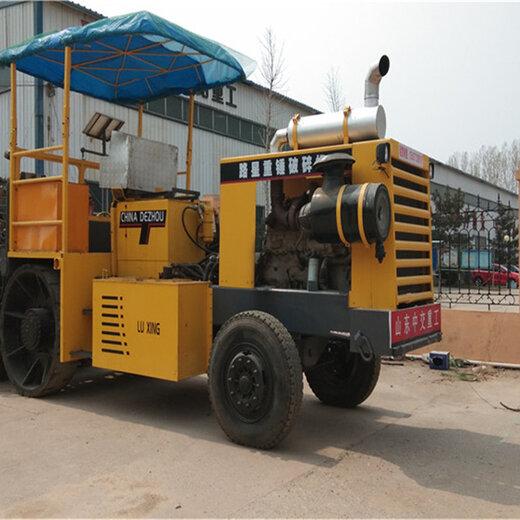 杭州多錘頭路面破碎機技術指導,大型水泥路面破碎機