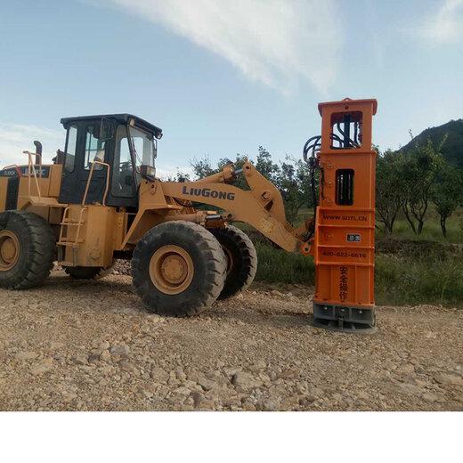 內蒙古高速液壓夯實機現貨供應,路基工程液壓夯