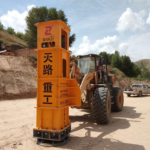 重慶高速液壓夯實機廠家,振動夯實機