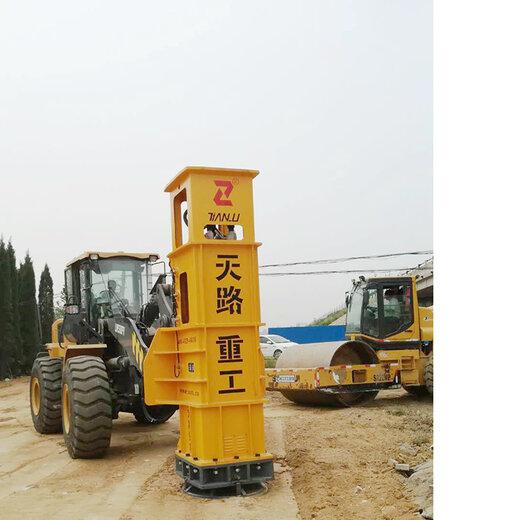 濟南挖掘機液壓夯實機品牌廠家,振動夯實機