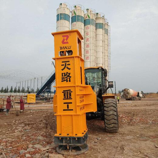 武漢挖掘機液壓夯實機哪里買,路基工程液壓夯