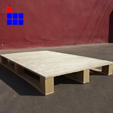 青岛木质托盘厂家地址出口橡胶品用胶合板托盘各尺寸可做图片