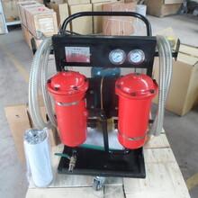 新乡市高粘度油滤油机GLYC-32国海厂家供应图片