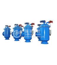 国海滤器直供全自动刷式过滤器电厂锅炉循环水处理过滤器图片