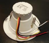 LED雷达感应应急筒灯绿庆LQ-L268
