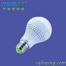 L215LED楼道灯人体感应灯泡微波雷达感应灯过道节能灯