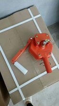 手摇防风器卷膜器自动卷膜机蔬菜大棚放风口专用卷膜器