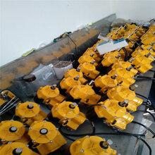 电动卷膜器电源24V电动卷膜器大棚自动放风生产厂家