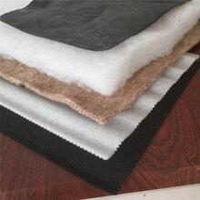 黑无纺布羊毛毡棉被双面防雨棉被农业大棚保温被厂家