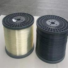 托幕线拉幕线大棚专用玻璃丝线塑钢线价格