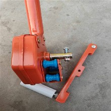 韩式侧用卷膜器手摇卷膜器大棚放风口摇膜器价格