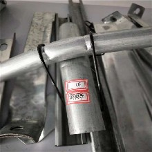 卡管黑簧2.8粗壓頂簧十字卡簧大棚卡子大棚圓管連接件
