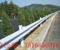 两侧的波形护栏板对行驶车辆段道路安全起到了极大的作用