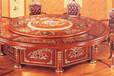 專業供應酒店家具電動餐桌、自動旋轉、大餐桌自動轉桌