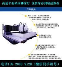 龙门移动式数控钻床,高速平面钻床GZP3535,平面钻厂家硕超数控平面钻现货销售图片