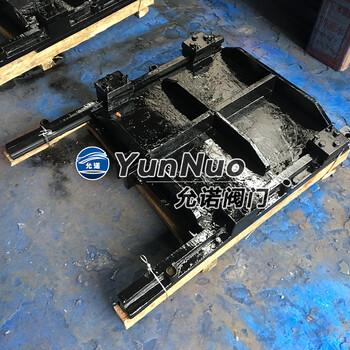 铸铁镶铜方形闸门水利控制污水闸门