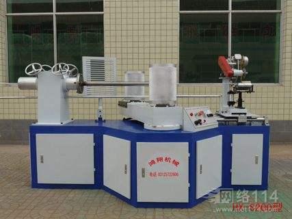供应螺旋纸管机设备ls-200型纸管机
