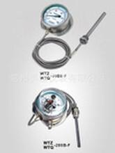 廠家直銷WTZ/WTQ280氣體壓力式溫度計.不銹鋼壓力式溫度計圖片