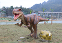 仿真恐龙制作图片