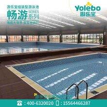 福建拼接式钢结构健身会所游泳池设备大型室内组装泳池