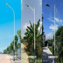 香港高低臂路灯厂家图片