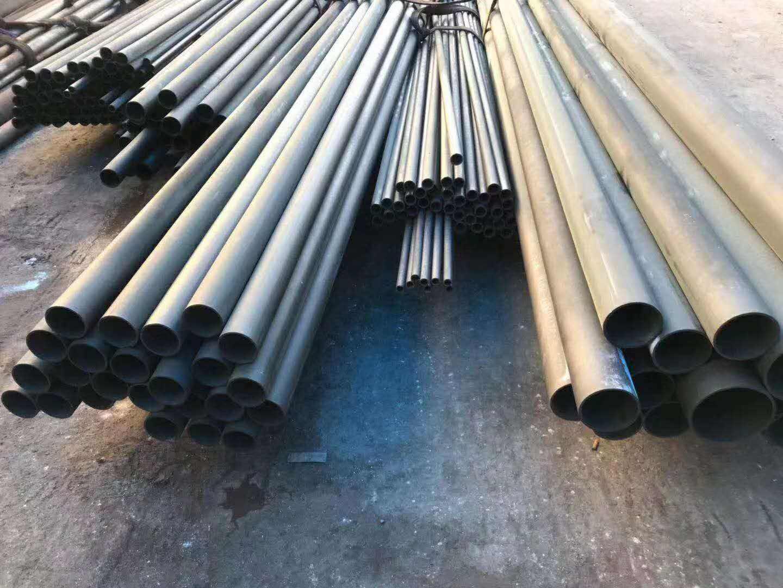 当涂不锈钢管回收钢厂码头直接回收