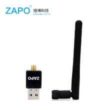 ZAPO品牌W90RTL8188ETV150M無線網卡USB網卡USB藍牙適配器圖片