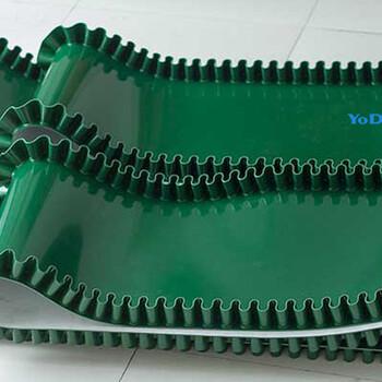 绿色pu输送带_食品输送带pu绿色传送带_肉制品加工输送带_PU抗菌防霉输送带