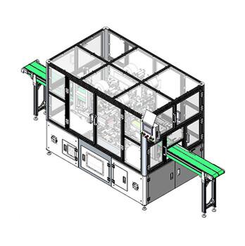 锂电池自动撕膜机深圳自动化厂家