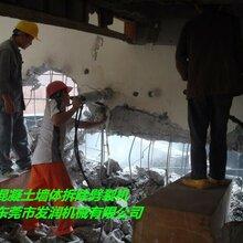 陕西华阴大型岩石静态机载劈裂机--解决难题