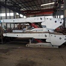 山东联胜煤机厂家销售维修二手矿山支护机械煤矿ZY3400/07/17型掩护式液压支架图片